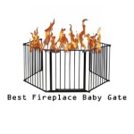 baby proofing fireplace baby gate