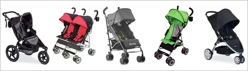 best umbrella strollers for baby