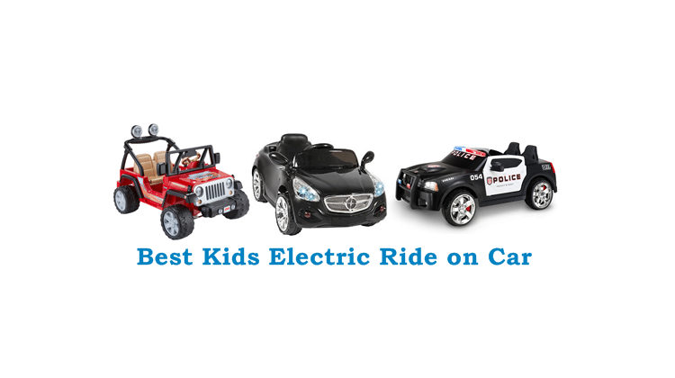 Best Electric Car for Kids