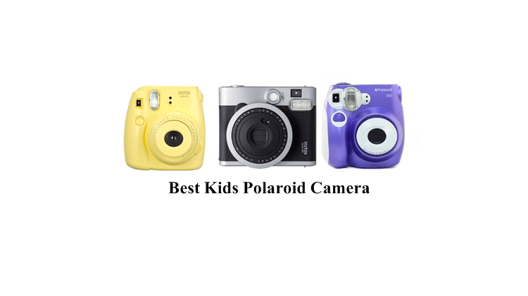 kids polaroid camera