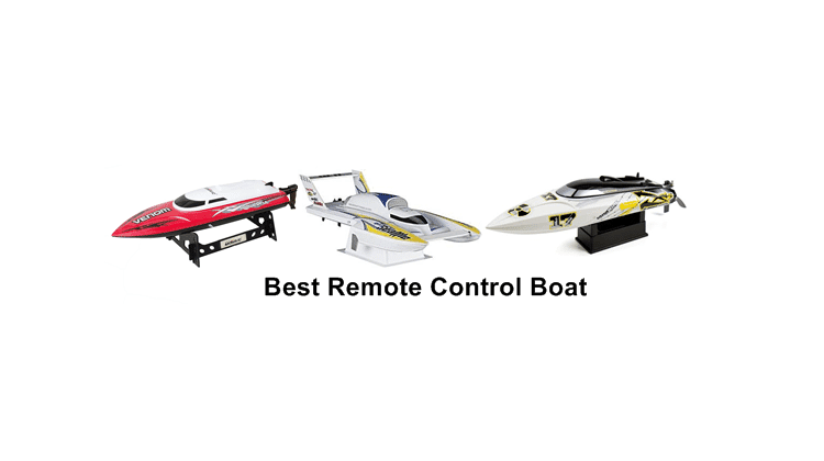 Best RC Boat for pool and Lake