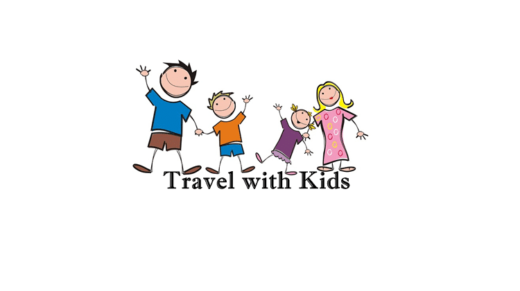 reasons to travel with kids