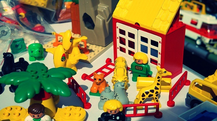 Importance of toys in child development