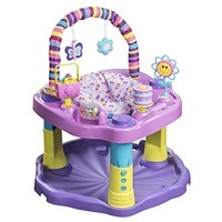 Evenflo Exersaucer Bounce and Learn Sweet Tea